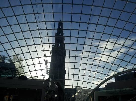 Trinity Leeds: stunning views