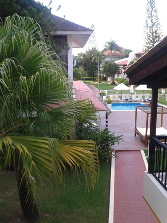 BlueBay Villas Doradas Adults Only: Rooms close to the spa