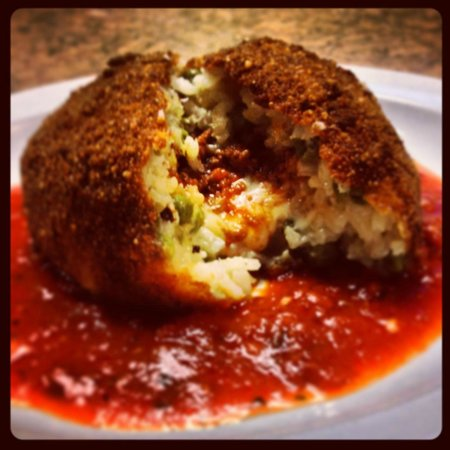 Palermo Pizzeria: Arancini (Rice Ball)