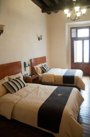 Hotel Frances: fdfdf