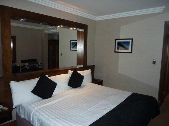 Ashling Hotel: notre chambre