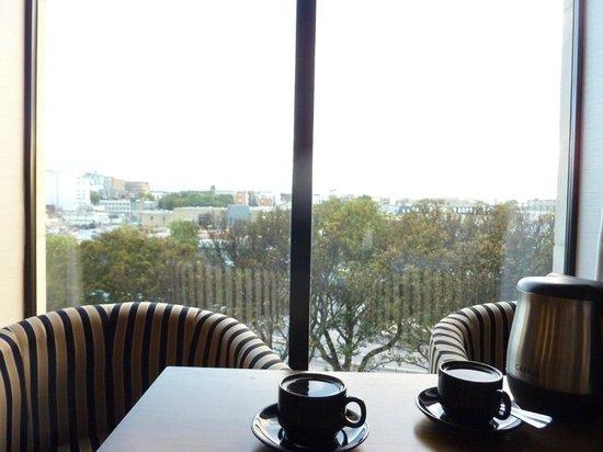 Ashling Hotel: un petit café?