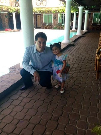 Boracay Mandarin Island Hotel: poolside