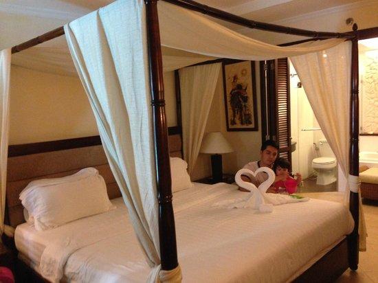 Boracay Mandarin Island Hotel: Grand Poolside room