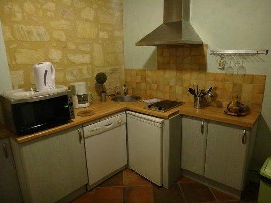 Les Logis du Roy: Jeroboam cuisine