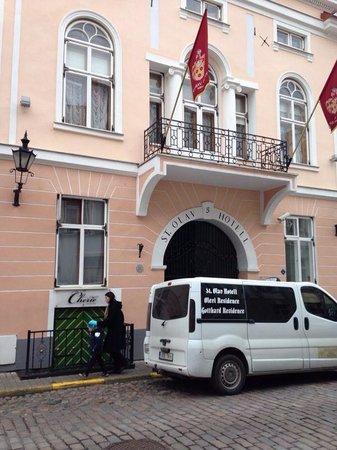 Hotell 1016 Olav Digre: Hotel