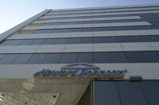 Howard Johnson Bur Dubai: Hotel View