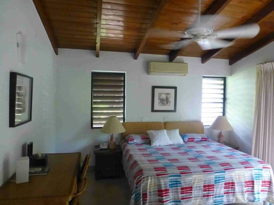 Mango Bay Resort: Schlafzimmer