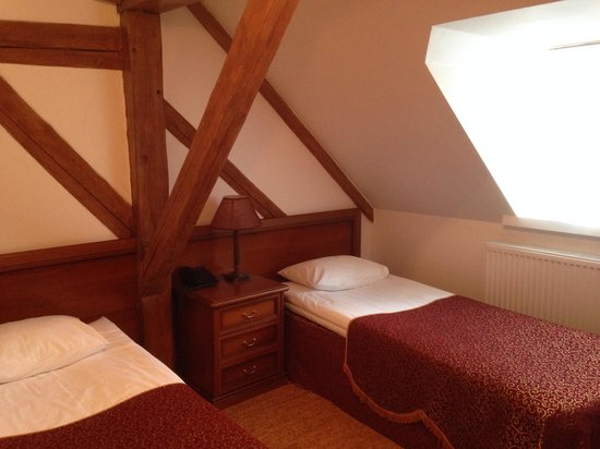 Hotell 1016 Olav Digre: Double room
