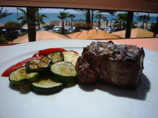 Restaurant Marsol: Filete de Ternera_Restaurante Marsol Lloret