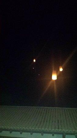 Le Meridien Koh Samui Resort & Spa : Lantern Ceremony