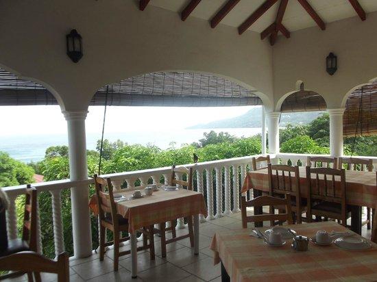 CasaDani: Sala ristorante