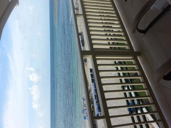 Sunscape Splash Montego Bay: View from our balcony
