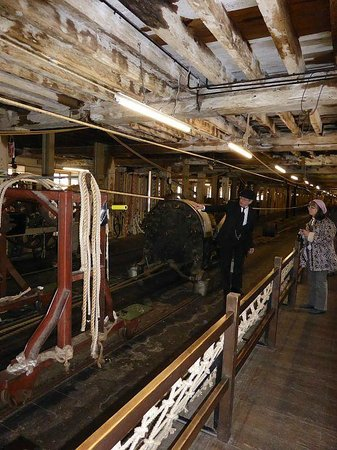 The Historic Dockyard Chatham: The Victorian Ropery