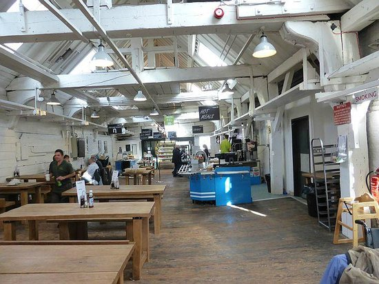 The Historic Dockyard Chatham: The Wheelwrights Restaurant