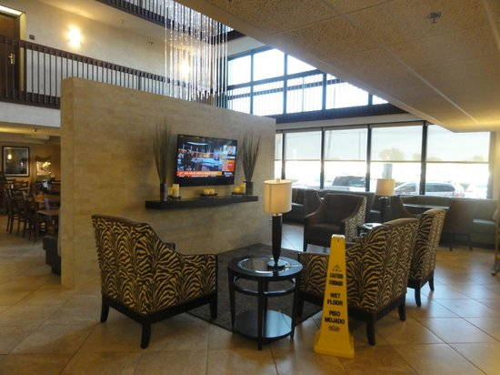 Drury Inn & Suites Houston Hobby Airport: Lobby