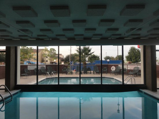 Drury Inn & Suites Houston Hobby Airport: Pool
