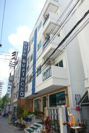 Ruen Buathong Boutique Guest House : вид отеля