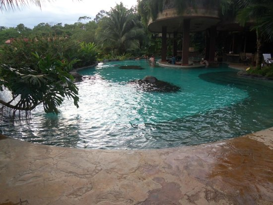 The Springs Resort and Spa: Cold pool