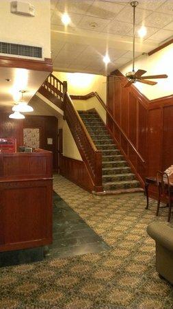 Best Western Plus Pioneer Square Hotel: Lobby