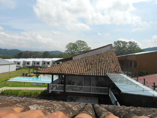 Hotel Luisiana : Room view