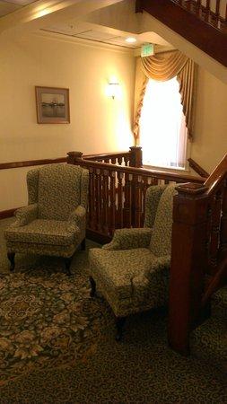 Best Western Plus Pioneer Square Hotel : Stairway