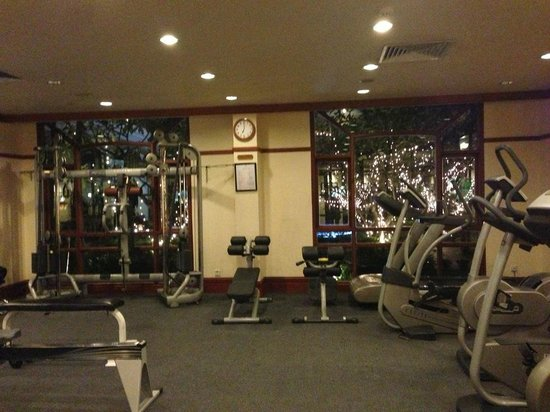 Sokha Angkor Resort: gym