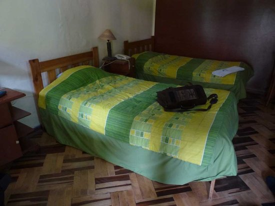 Hostal Los Balcones de la Recoleta: Zweibettzimmer im Balcones