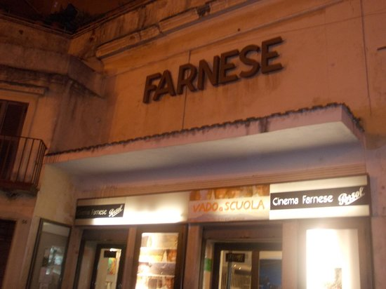 Cinema Farnese Persol