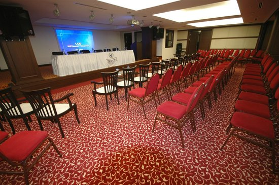 Tourist Hotel & Resort Cappadocia : MEETING ROOM