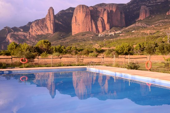 Camping Armalygal: la piscine