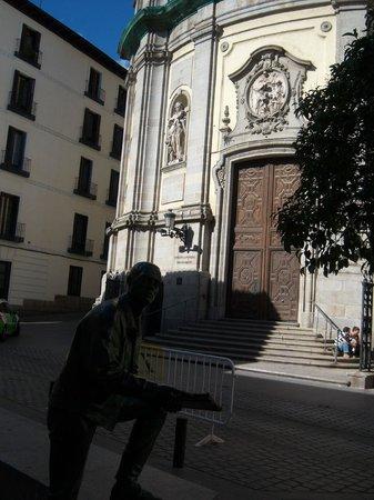 Basílica de San Miguel: Facade of the Basilica