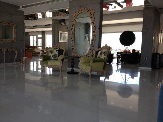 Buca Beach Resort: Härlig blandning gammal/nytt