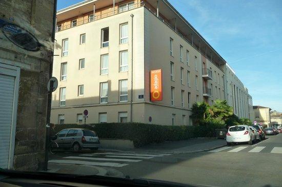 Adagio Access Bordeaux Rodesse: Bien mais sans plus