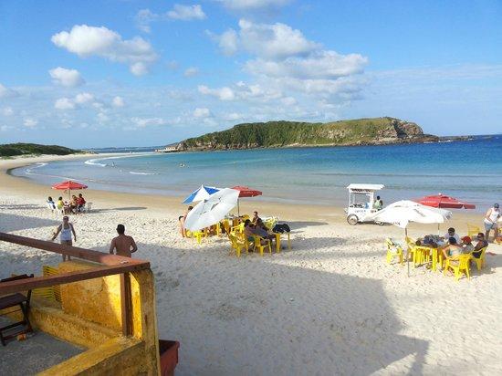 Praia das Conchas : Praia das Conhas - Vista Esquerda