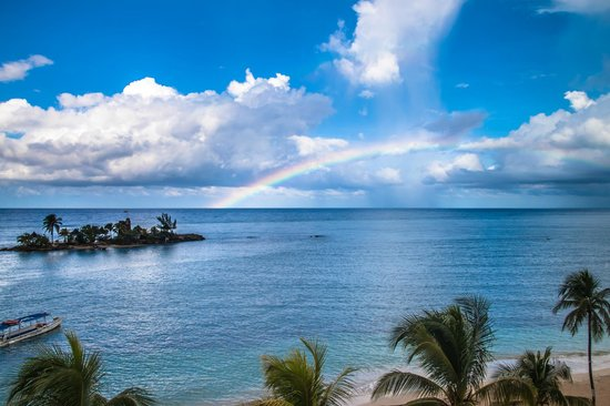 Tower Isle, Jamaica: THE pot of gold