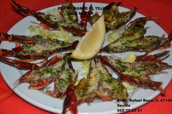 imagen Restaurante El Tejao en Isla Mayor