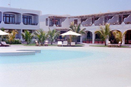 La Hacienda Bahia Paracas: The grand pool
