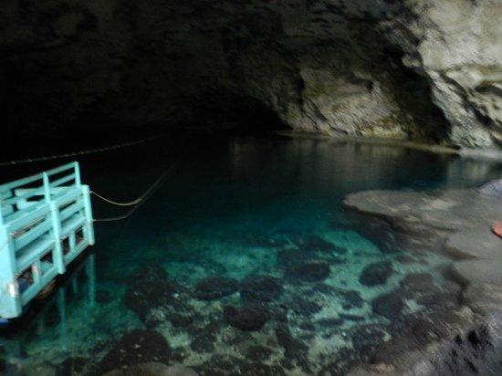 Cueva de las Maravillas: Laguna