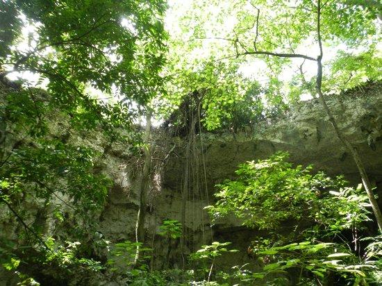 Cueva de las Maravillas: Hermosos paisajes