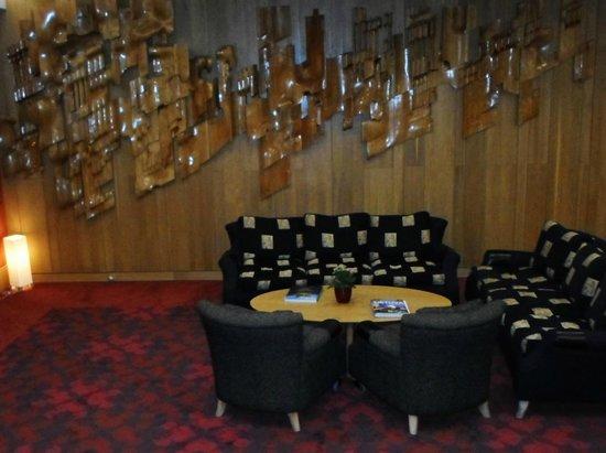 Neringa Hotel: Lounge Area