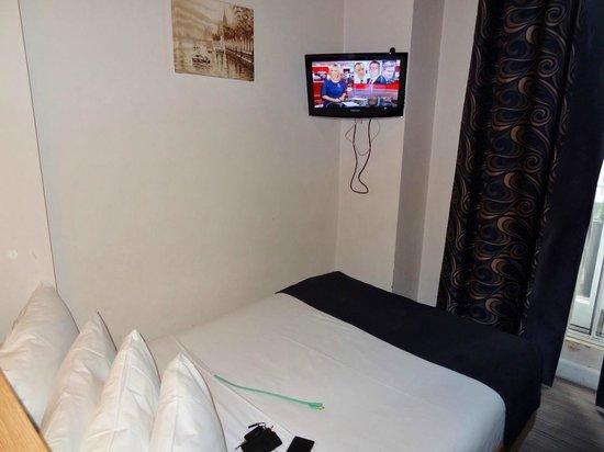 Eden Plaza Kensington: Single room