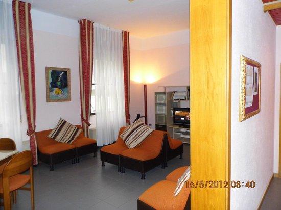 Arpa Hotel: Room/suite