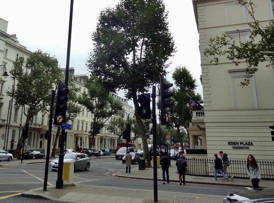 Eden Plaza Kensington: Neighborhood