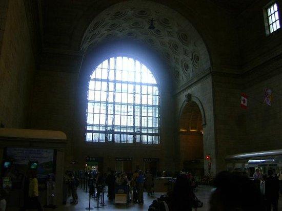 Toronto Union: la gare