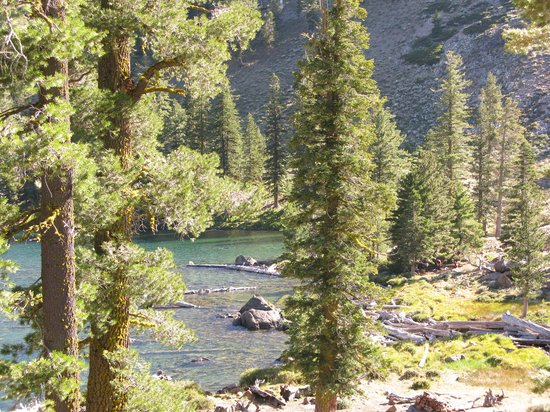 Trinity Alps : Dead Fall Lakes