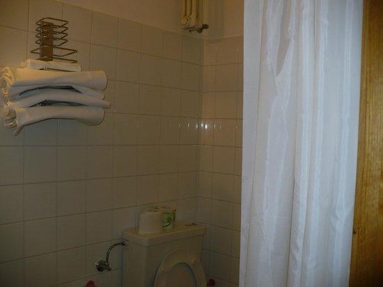 Arpa Hotel: Bathroom