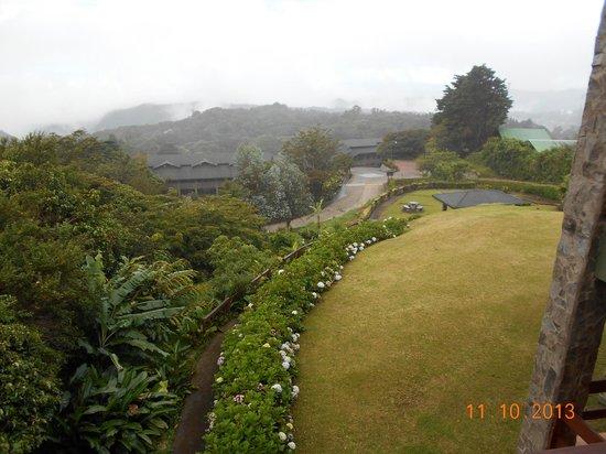El Establo : View off my balcony