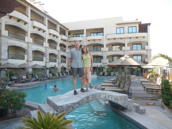 La Mision Loreto: Pool Area
