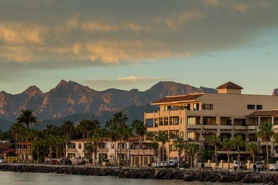 La Mision Loreto : View of Hotel